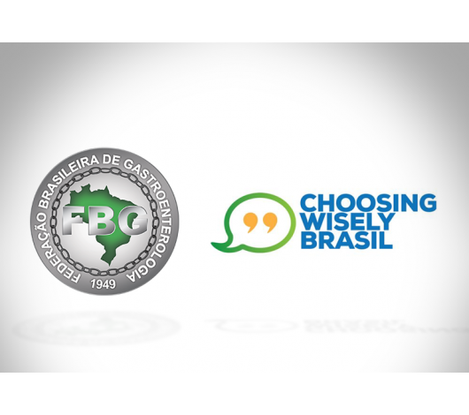Federação Brasileira de Gastroenterologia (FGB) e Choosing Wisely Brasil lançam recomendações para Gastroenterologia